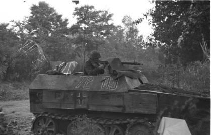 38 Sdkfz 250 Neu Storical