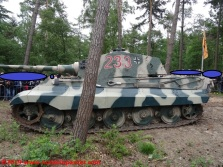 03 Tiger II Militracks 2018