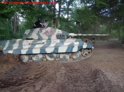 20 Tiger II Militracks 2018