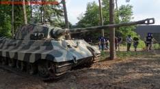24 Tiger II Militracks 2018