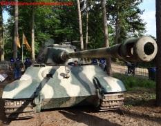 25 Tiger II Militracks 2018