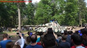 32 Tiger II Militracks 2018 - Pubblico