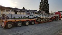 44 shipping Tiger II Militracks 2018