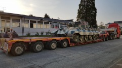 44 shipping Tiger II Militracks 2018