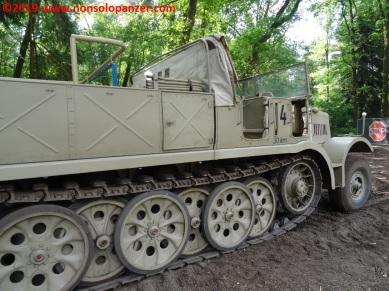 13 Sdkfz 9 Famo Militracks 2018