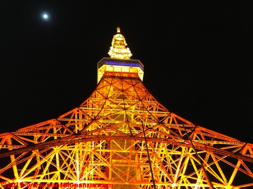 10 Tokyo Tower 2017