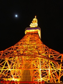 11 Tokyo Tower 2017