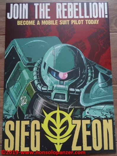 13 Sieg Zeon Displate