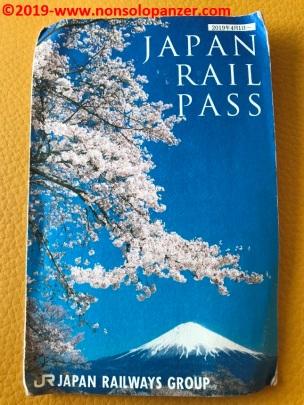 15 Japan Rail Pass