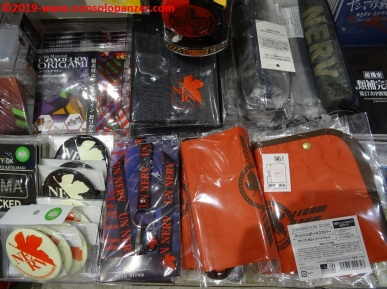 23 Evangelion Store Tokyo