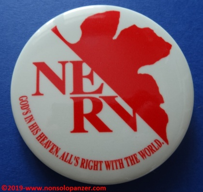 06 Nerv Pin Badge