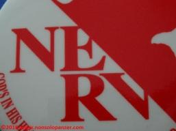 07 Nerv Pin Badge