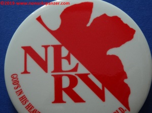 09 Nerv Pin Badge