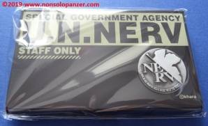 10 Nerv Business Card Holder