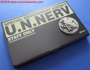 30 Nerv Business Card Holder