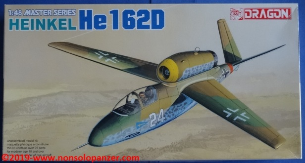 01 He-162 D - Dragon