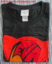 07 Asuka Soryu Langley T-shirt A
