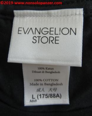 08 Asuka Soryu Langley T-shirt A