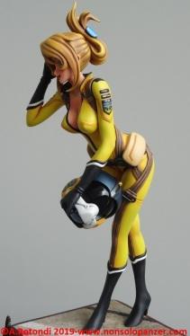 172 Yuki Mori Pilot Suit