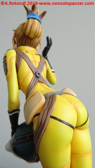 204 Yuki Mori Pilot Suit