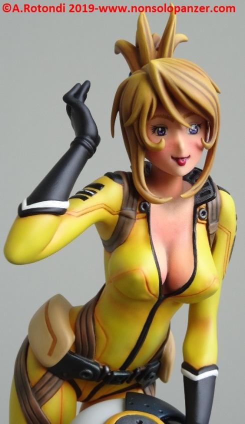 216 Yuki Mori Pilot Suit