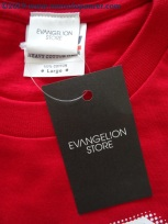 22 Asuka Soryu Langley T-shirt b