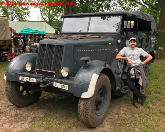34 Sdkfz 7 Militracks 2019