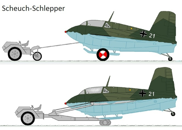 17 Scheuch-Schlepper technical drawing