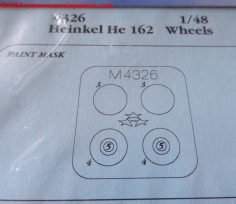 18 He-162 Aftermarket