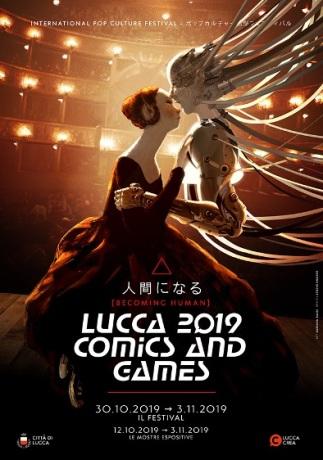 Lucca 2019 locandina