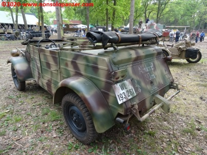01 Kubelwagen Type 82 Militracks 2019
