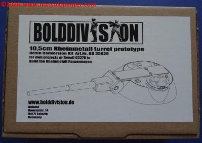 01 Rheinmetall Turret Prototype – Bold Division