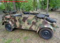 02 Kubelwagen Type 82 Militracks 2019