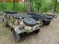 03 Kubelwagen Type 82 Militracks 2019