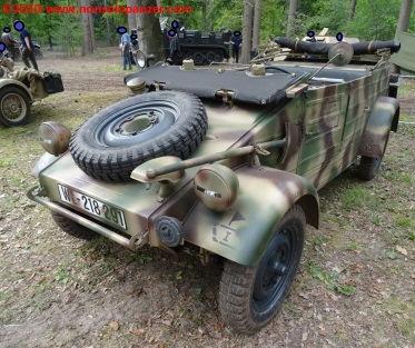 04 Kubelwagen Type 82 Militracks 2019