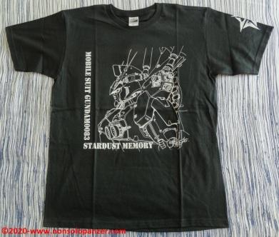 04 Shoji Kawamori Expo - RX78 GP01 T-shirt