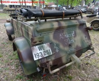 10 Kubelwagen Type 82 Militracks 2019