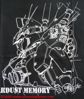 14 Shoji Kawamori Expo - RX78 GP01 T-shirt