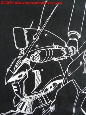 15 Shoji Kawamori Expo - RX78 GP01 T-shirt