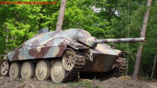 16 Jagdpanzer 38t Hetzer Militracks 2019