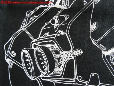 16 Shoji Kawamori Expo - RX78 GP01 T-shirt