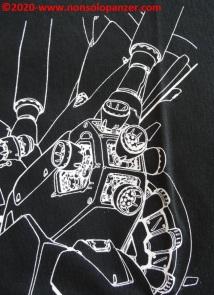 17 Shoji Kawamori Expo - RX78 GP01 T-shirt