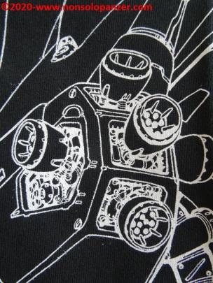 18 Shoji Kawamori Expo - RX78 GP01 T-shirt