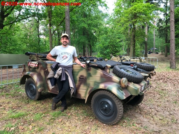 19 Kubelwagen Type 82 Militracks 2019