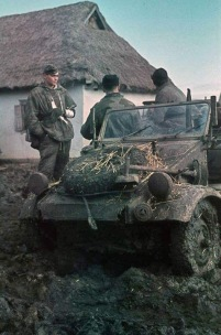 22 Kubelwagen Type 82 Storical