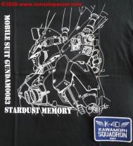 29 Shoji Kawamori Expo - RX78 GP01 T-shirt