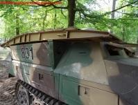 06 Sdkfz 251-7 Militracks 2019