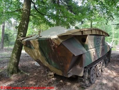 10 Sdkfz 251-7 Militracks 2019