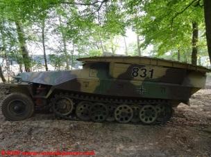 11 Sdkfz 251-7 Militracks 2019