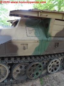 13 Sdkfz 251-7 Militracks 2019